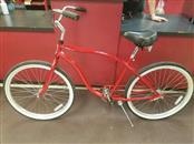 Schwinn S1 Red Cruiser Bicycle Bike